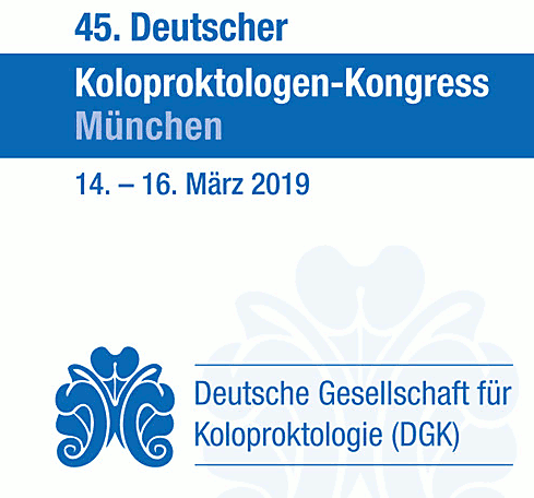 45. Koloproktologen Kongress